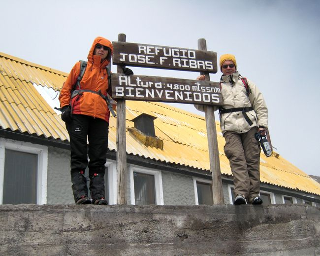 refuge jose ribas cotopaxi national park