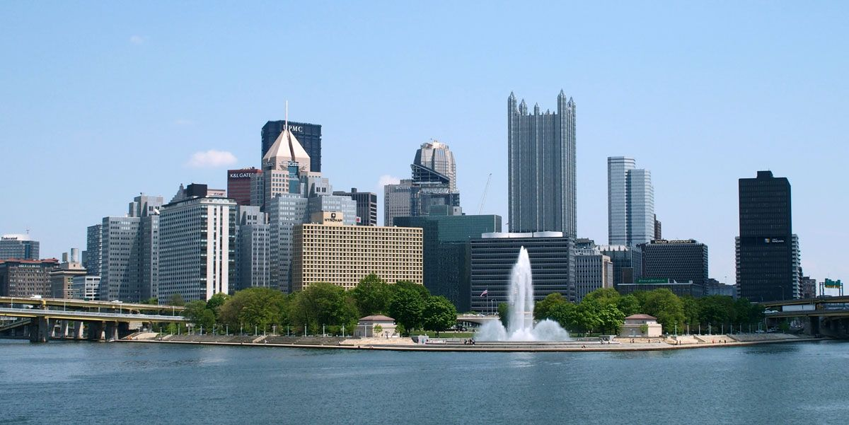 Awesome Pittsburgh Skyline: The 5 Best Scenic Views