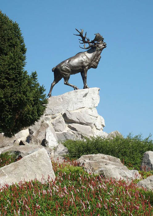 beaumont-hamel, newfoundland memorial to the 29th division