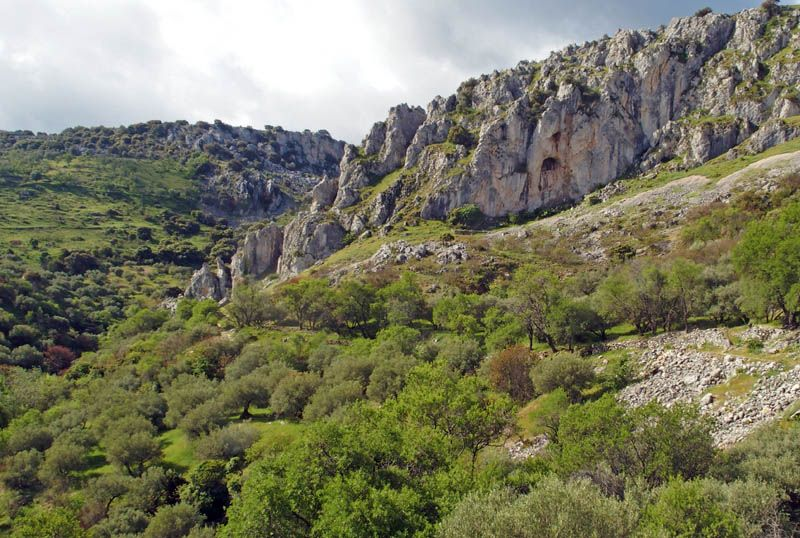 Zuheros: Hiking in Andalucia to discover its secret nature (Spain)