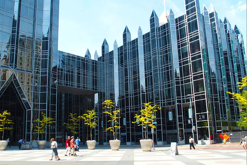 Pittsburgh- PPG Place