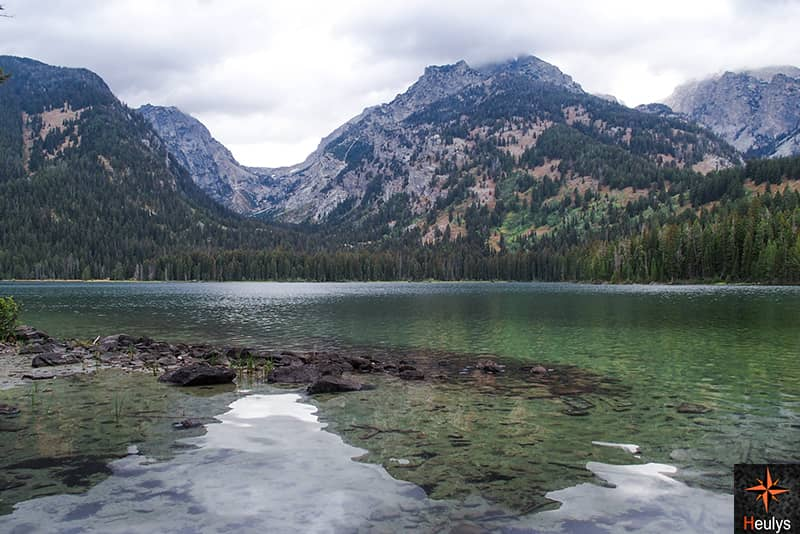 bradley lake trails in grand tetons