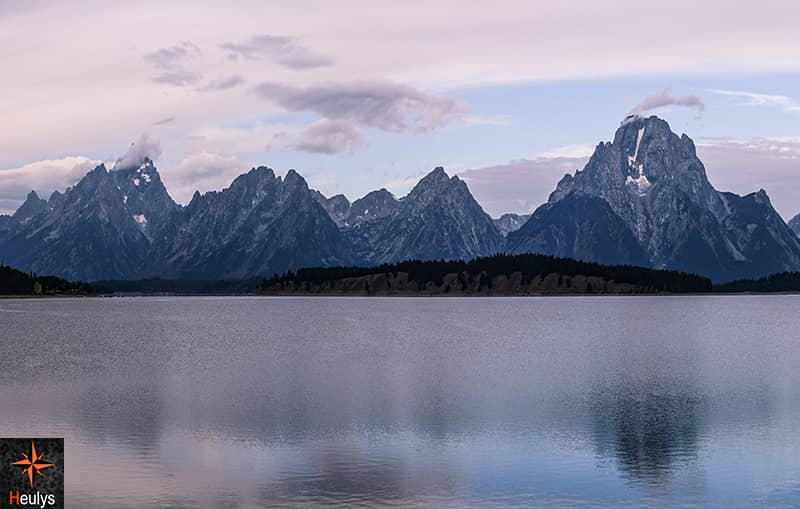 best hikes in grand teton Leigh Lake