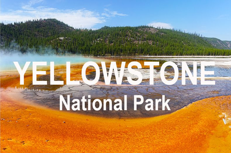 yellowstone national park the guide